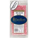 Pavillion Gluten Free Belgian Slice 330g