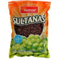 Sunreal Sultanas 1kg