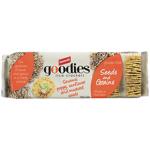 Fantastic Sesame Poppy Sunflower Mustard Seed Goodies Rice Crackers 100g