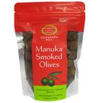 Telegraph Hill Manuka Smoked Olives 300g