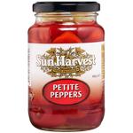 Sun Harvest Petite Peppers 400g