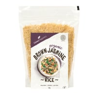 Ceres Organics Organic Brown Jasmine Rice 500g