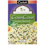 Casbah Couscous Lemon Spinach 198g