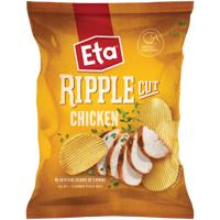 Eta Ripple Cut Chicken Potato Chips 40g
