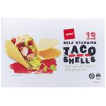 Pams Taco Shells Self Standing 12ea