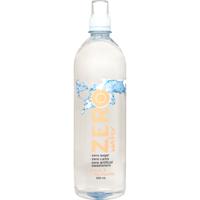 Zero Peach & Nectarine Water 800ml