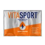 Vitasport Electrolyte Sachet Drink Mix Rapid Orange 99g 3pk