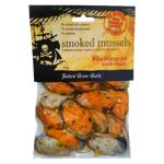 Blackbeards Smokehouse Garlic Smoked Mussels 210g