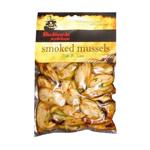 Blackbeards Smokehouse Chilli & Lime Smoked Mussels 210g