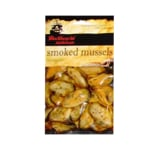 Blackbeards Smokehouse Smoked Mussels 210g