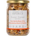 Cathedral Cove naturals Goji Vanilla Bean Raw Paleo Super Cereal 260g