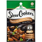 McCormick s Slow Cooker Beef & Mush 40g