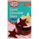 Dr. Oetker Giant Chocolate Stars 20g
