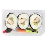 Service Deli Katsu Chicken Sushi 3ea