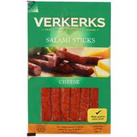 Verkerks Cheese Salami Sticks 150g