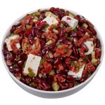Service Deli Bean Feta Salad 1kg