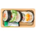 Service Deli Mix Roll Sushi Box 1ea