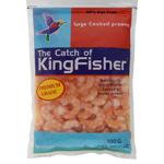 Kingfisher Premium Cooked Prawn Meat 500g