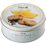Tivoli Dark Chocolate & Orange Biscuits 150g