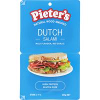 Pieter's Dutch Salami 100g