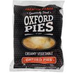 Oxford Pies Premium Creamy Vegetable Pie 1ea