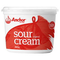 Anchor Original Sour Cream 500g