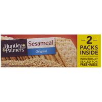 Huntley & Palmers Original Sesameal Crackers 200g