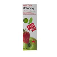 Fruit Wise Strawberry Fruit Straps 10ea