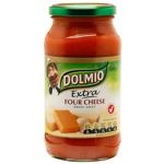 Dolmio Extra Four Cheese Pasta Sauce 500g