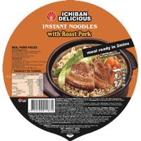 ICHIBAN Roast Pork Noodles 200g