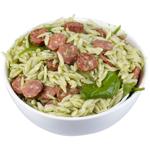 Service Deli Orzo & Chorizo Salad 1kg