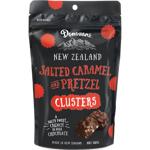 Donovans Chocolate Salted Caramel & Pretzel Clusters 150g