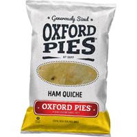 Oxford Pies Ham Quiche Pie 1ea
