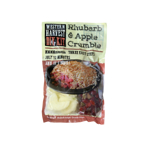 Bakery Apple & Rhubarb Crumble 600g