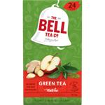Bell TEA Matcha Ginger Apple Green Tea Bags 24ea