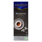 Movenpick Ristretto Coffee Capsules 58g