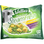 Wattie's Steam Fresh Peas & Cauliflower With Indian Style Seasoning pk