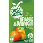 Just Juice Orange & Mango Juice 250ml