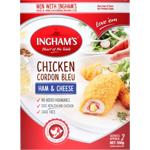Ingham's Ham & Cheese Chicken Cordon Bleu 350g