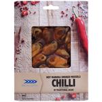 Sealord Chilli Hot Manuka Smoked Mussels.. 180g