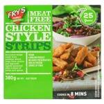 Fry's Vegetarian Chicken-Style Strip 380g