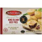 Herbert Adams King Island Beef Pies 420g