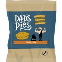 Dads Pies Prime Steak Pie 180g