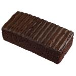 Bakery Rich Chocolate Medium Block Cake 1ea