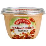 Good Taste Co. Hummus Sundried Tomato 200g