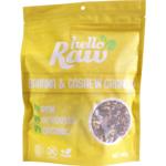 Hello Raw Banana & Cashew Granola 350g