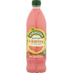 Robinsons Fruit & Barley Pink Grapefruit 1l
