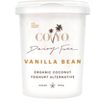 Co Yo Dairy Free Vanilla Bean Organic Coconut Yoghurt Alternative 500g
