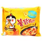 Samyang Hot Chicken Cheese Noodles 140g