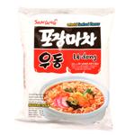 Samyang U-Dong Oriental Seafood Noodles 120g